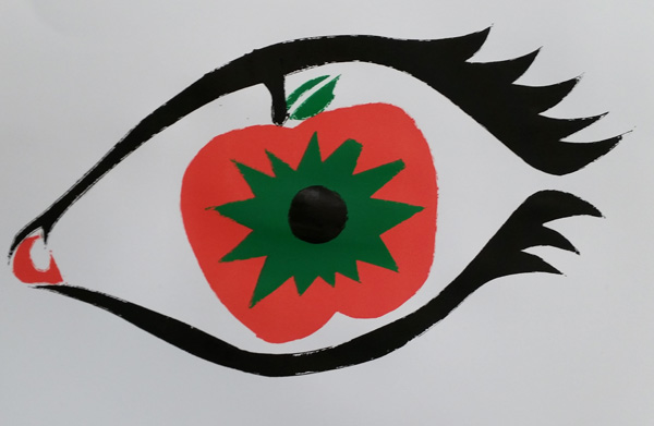 Apple of My Eye by Leanne Rharty